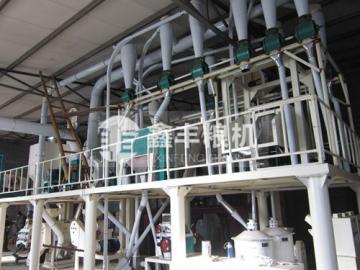 30吨级玉米加工机械