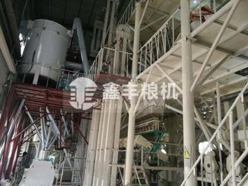 200吨级玉米加工机械