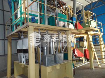 FTA30型玉米深加工设备
