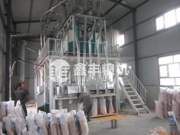 FTA50型玉米深加工设备