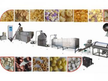 燕麦压片设备